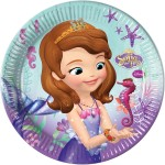 Thème anniversaire Sofia sirène pour l'anniversaire de votre enfant