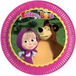Thème anniversaire Masha et Michka pour l'anniversaire de votre enfant