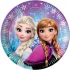 Boîte invité supplémentaire Reine des Neiges Fête magique