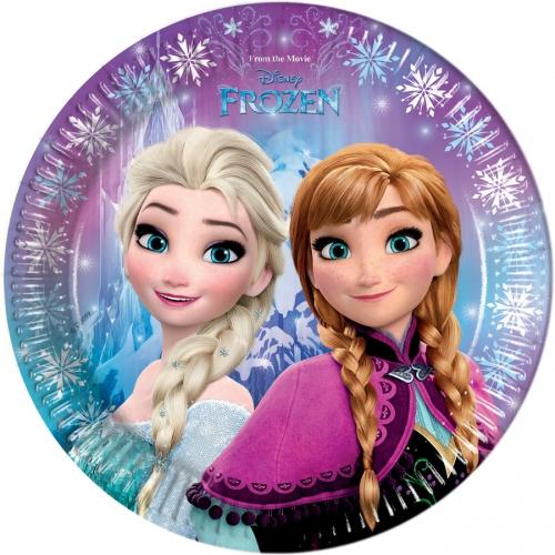 Grande boîte à fête Reine des Neiges Fête magique