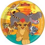 Thème anniversaire La garde du Roi Lion pour l'anniversaire de votre enfant