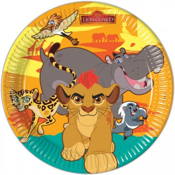 Grande boîte à fête La garde du Roi Lion