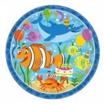 Thème anniversaire Océan Fun pour l'anniversaire de votre enfant
