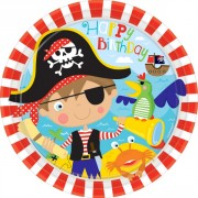 Maxi boîte à fête Petit Pirate
