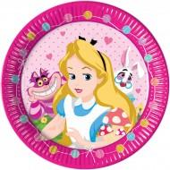 Boîte à fête Alice Merveille Rose