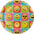 Th�me anniversaire Emoji Smiley pour l'anniversaire de votre enfant