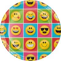 Thème anniversaire Emoji Smiley pour l'anniversaire de votre enfant
