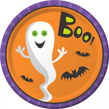 Boite à fête Creepy Halloween