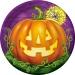 Boite � f�te Halloween Pumpkin. n�1
