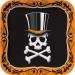 Boite à fête Squelette Élégance. n°1
