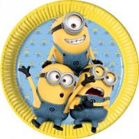 Thème anniversaire Lovely Minions pour l'anniversaire de votre enfant