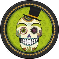 Thème anniversaire Squelette en fête pour l'anniversaire de votre enfant