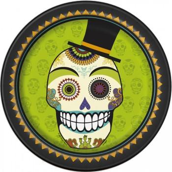 Boite à fête Squelette en fête