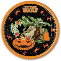 Thème anniversaire Star Wars Halloween pour l'anniversaire de votre enfant