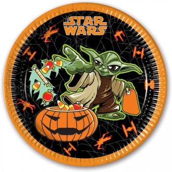 Boîte invité supplémentaire Star Wars Halloween