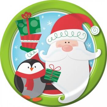 Boîte à fête Copains de Noël