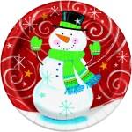 Thème anniversaire Tourbillon de Noël pour l'anniversaire de votre enfant