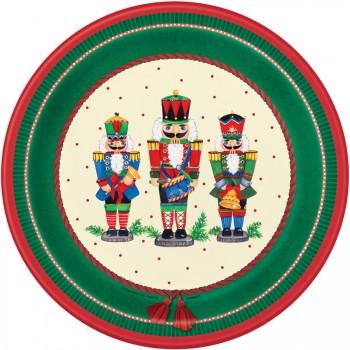 Boite à fête Noël Casse-Noisettes
