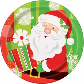 Boite à fête Gentil Père Noël