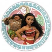 Boîte invité supplémentaire Vaiana et Maui