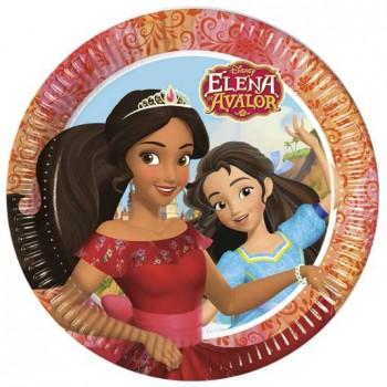 Grande boîte à fête Elena d Avalor