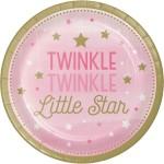 Thème anniversaire Little Star Baby Girl pour l'anniversaire de votre enfant