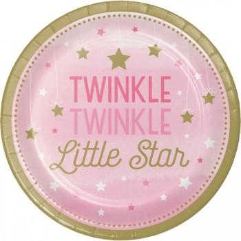 Boîte à fête Little Star Baby Girl