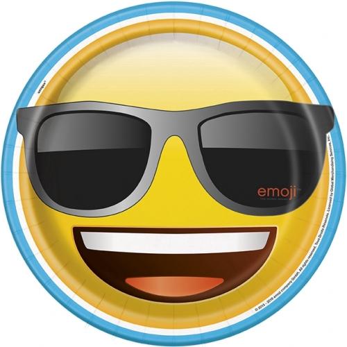Maxi boîte à fête Emoji Fun