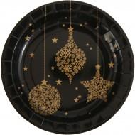 Noël Chic Noir
