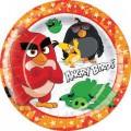 Thème anniversaire Angry Birds Le film pour l'anniversaire de votre enfant