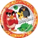 Maxi  boîte à Fête Angry Birds Le film. n°1