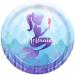Grande Boîte à fête Sirène Mermaids. n°1