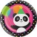 Grande boîte à fête Joyeux Panda. n°1