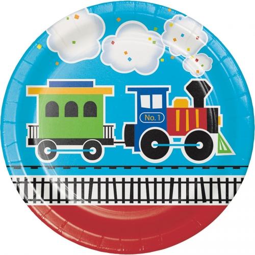 Maxi boîte à fête Petit Train