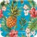 Grande boîte à fête Aloha Ananas. n°1