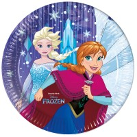 Thème anniversaire Reine des Neiges Frozen pour l'anniversaire de votre enfant