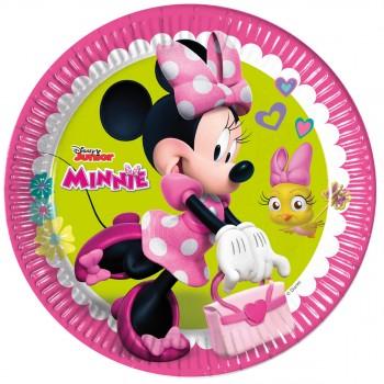 Grande boîte à fête Minnie Happy