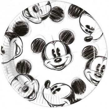 Boîte à fête Mickey Vintage