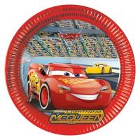 Thème anniversaire Cars 3 pour l'anniversaire de votre enfant