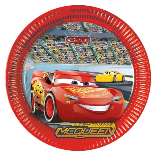 Grande boîte à fête Cars 3