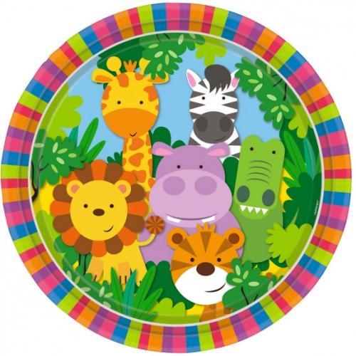 Grande Boîte à fête Amis de la Jungle