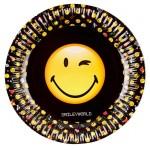 Thème anniversaire Emoji Black pour l'anniversaire de votre enfant