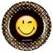 Grande Boîte à fête Emoji Black. n°1