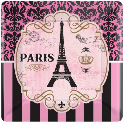 Grande Boîte à fête Paris Rétro