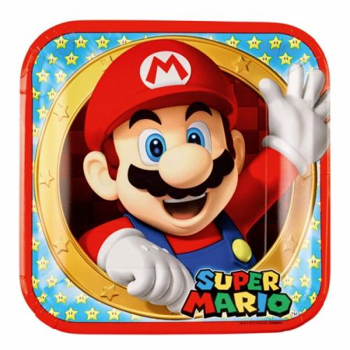 Grande Boîte à fête Mario