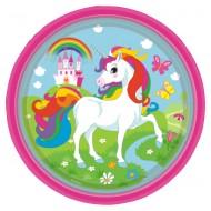 Boîte à fête Licorne Rainbow