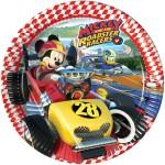 Thème anniversaire Mickey et Donald Racing pour l'anniversaire de votre enfant