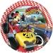 Maxi boîte à fête Mickey et Donald Racing. n°1
