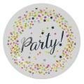 Thème anniversaire Confettis Party pour l'anniversaire de votre enfant