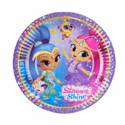 Boîte à fête Shimmer et Shine